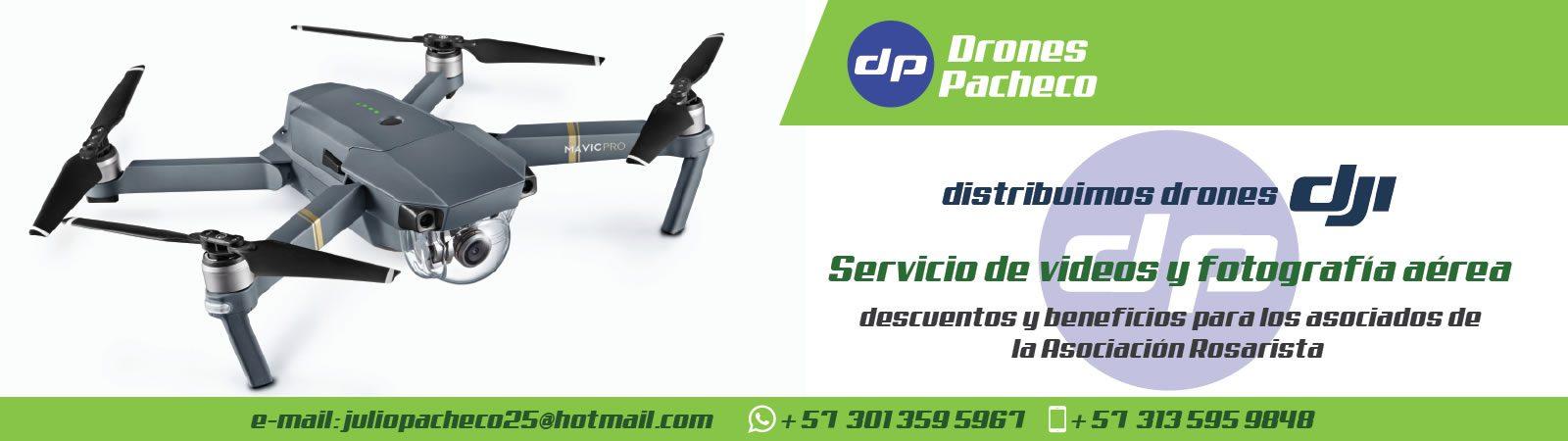 Drones Pacheco