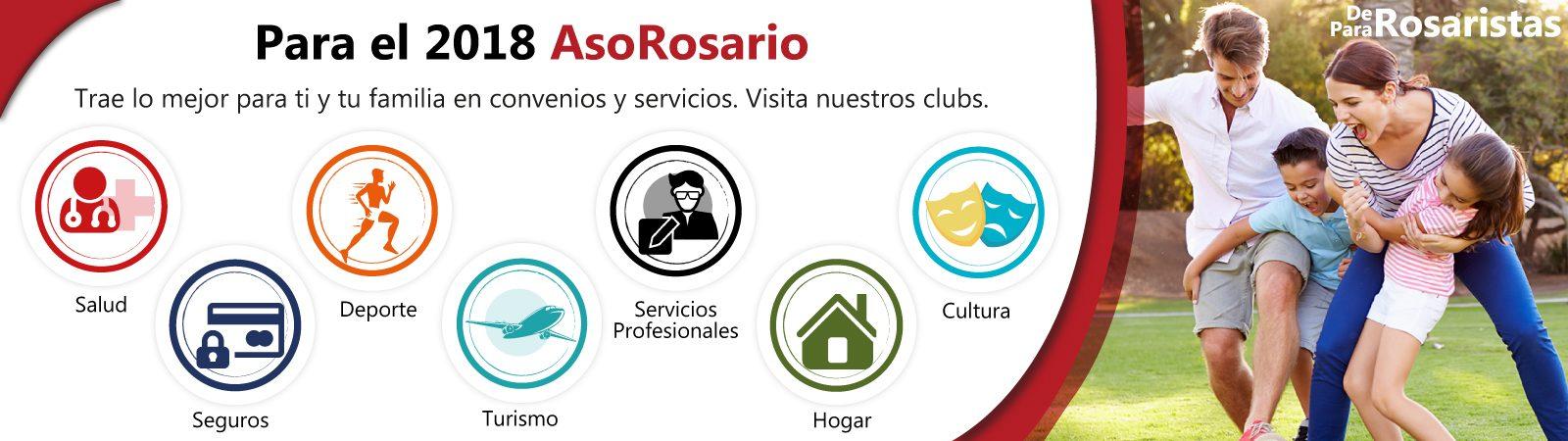 CLUBS ASOROSARIO